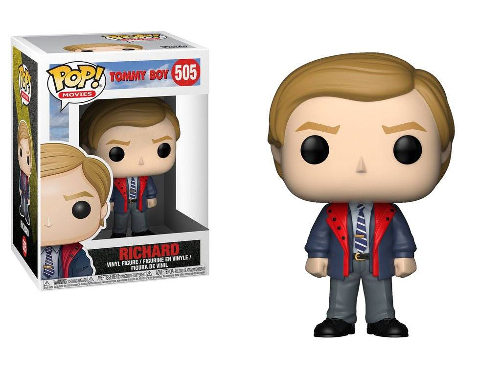Tommy Boy POP! Movies Vinyl Figure Richard 9 cm