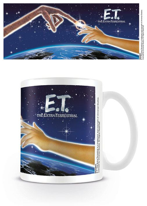 E.T. the Extra-Terrestria Mug Magic Touch