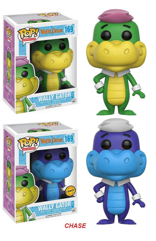 Hanna-Barbera POP! Animation Figures Wally Gator 9 cm Assortment (6)