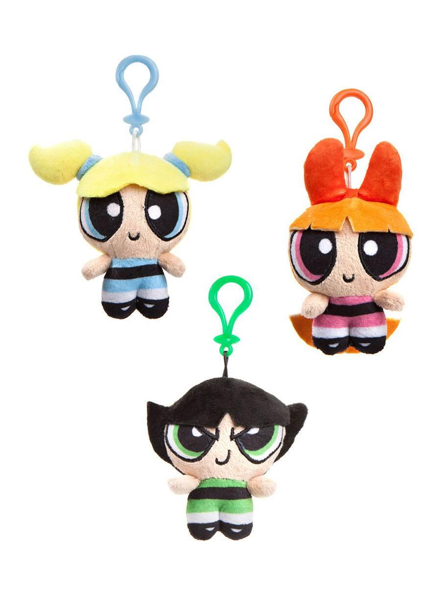 Powerpuff Girls Plush Figures 10 cm Assortment (12)