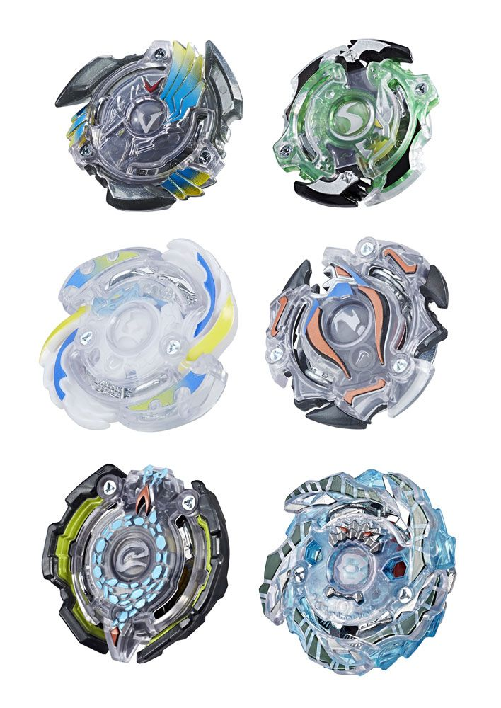 Beyblade Burst Single Tops 2018 Wave 3 Assortment (12)