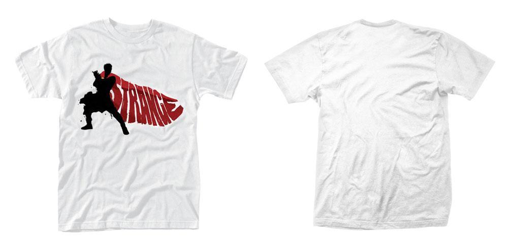 Doctor Strange T-Shirt Cape Size M