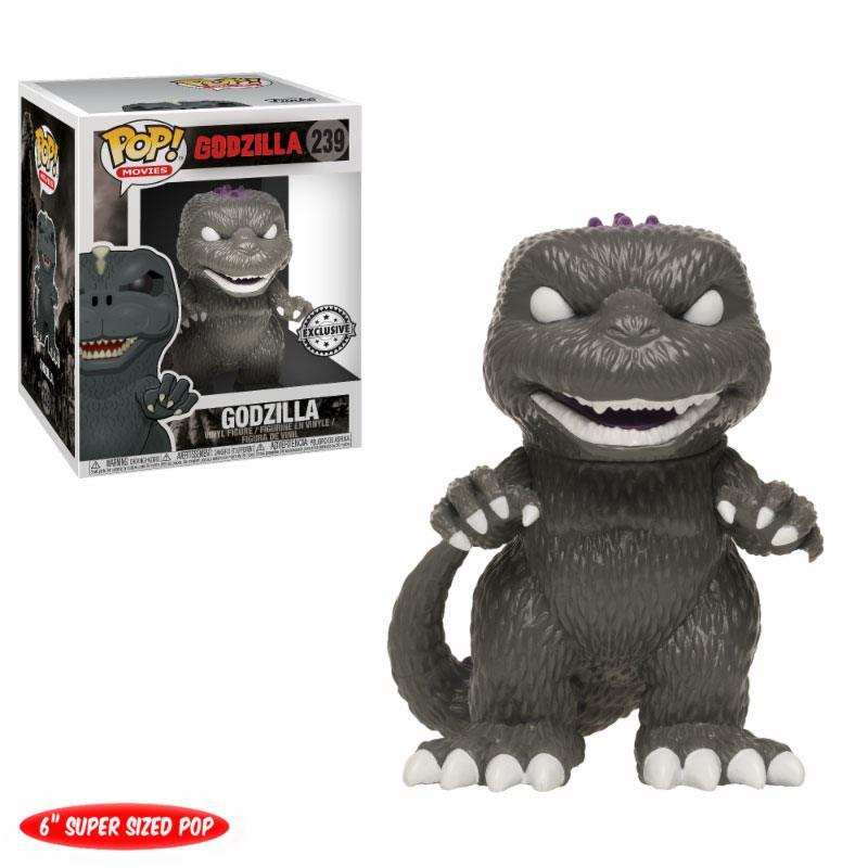 Godzilla POP! Movies Vinyl Figure Godzilla Exclusive 15 cm