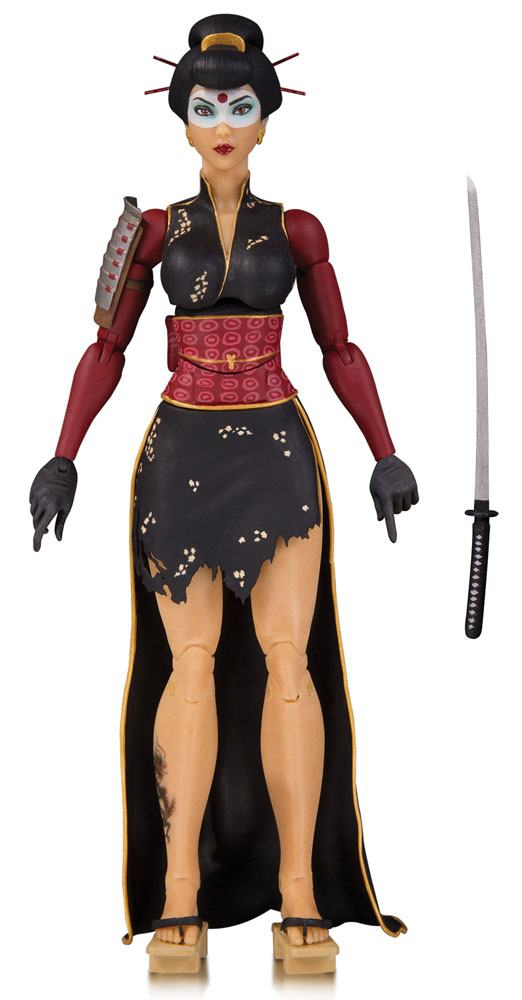 DC Bombshells Action Figure Katana 17 cm