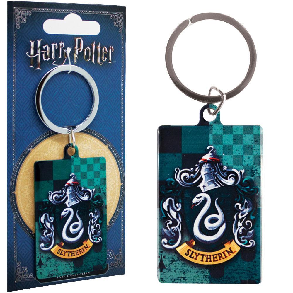 Harry Potter Metal Keychain Slytherin 6 cm