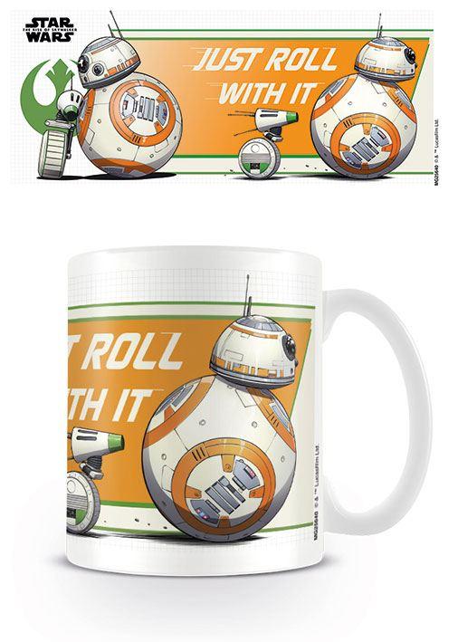 Star Wars Episode IX Mug Just Roll With It