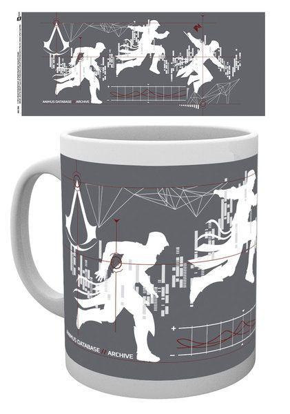 Assassin´s Creed Mug Run