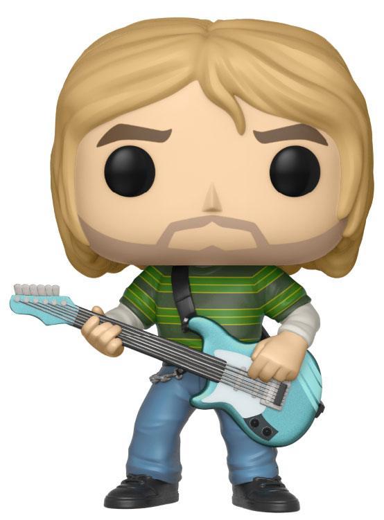 Nirvana POP! Rocks Vinyl Figure Kurt Cobain (Teen Spirit) 9 cm