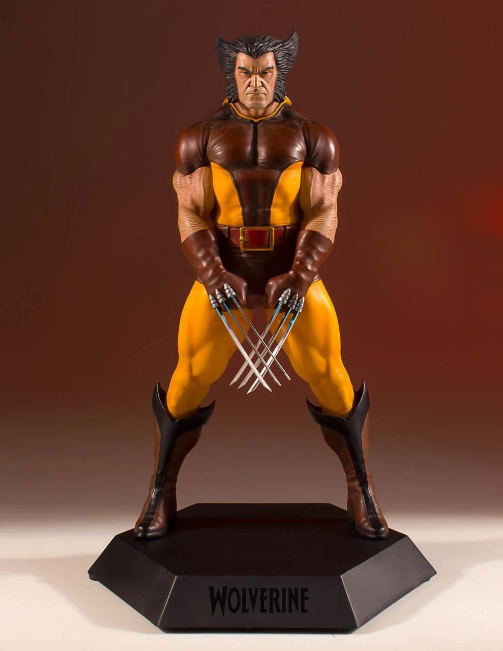 Marvel Comics Collectors Gallery Statue 1/8 Wolverine '80 23 cm