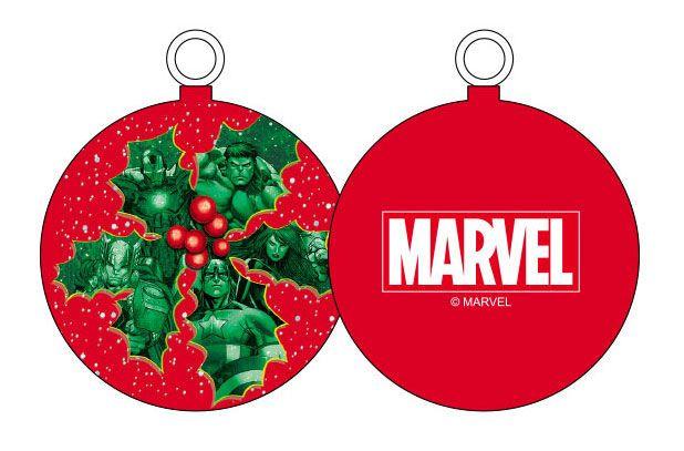 Marvel Comics Ornament Characters Mistletoe