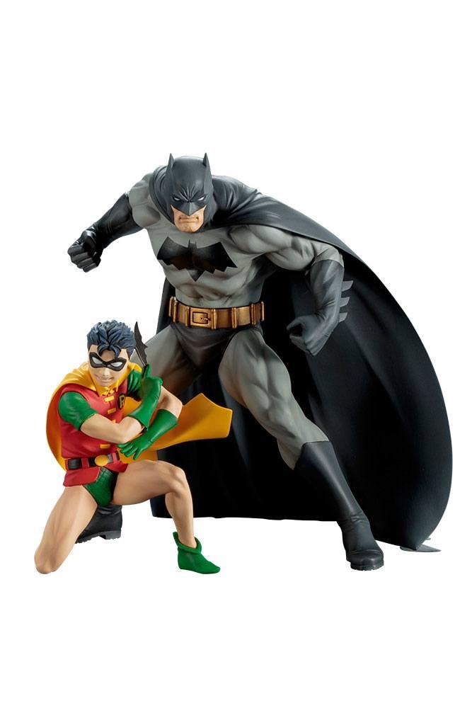 DC Comics ARTFX+ Statue 2-Pack Batman & Robin 16 cm