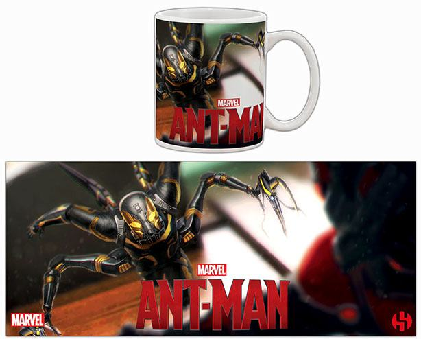 Ant-Man Mug Micro Battle