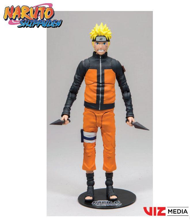 Naruto Shippuden Action Figure Naruto 18 cm
