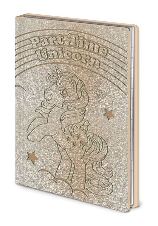 My Little Pony Premium Notebook A6 Part Time Unicorn