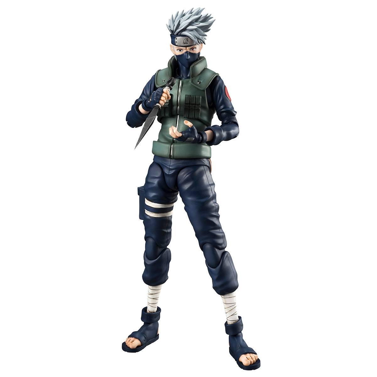 Naruto Variable Action Heroes DX Action Figure Hatake Kakashi 18 cm