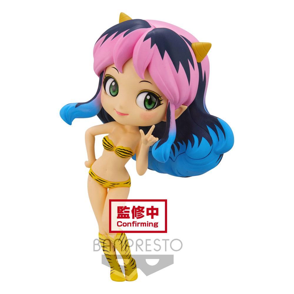 Urusei Yatsura Q Posket Mini Figure Lum III Ver. B 14 cm