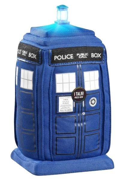 Doctor Who Plush Figure with Sound Tardis 61 cm