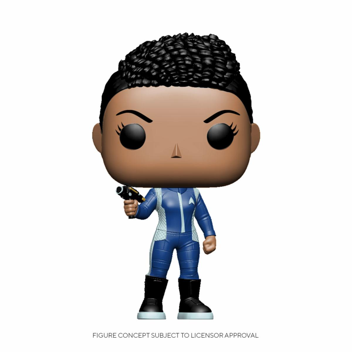 Star Trek: Discovery POP! TV Vinyl Figure Michael Burnham 9 cm