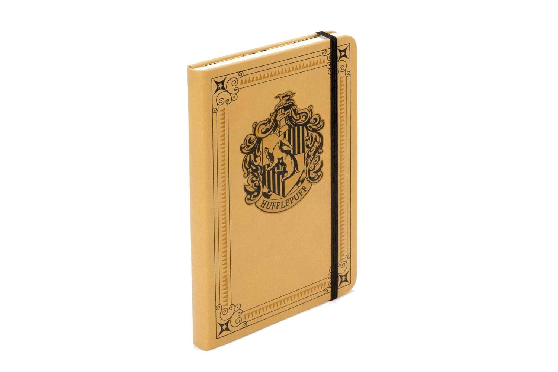 Harry Potter Hardcover Ruled Journal Hufflepuff