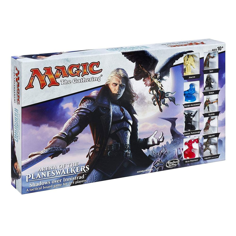 Magic the Gathering Board Game Arena of the Planeswalker Shadows Over Innistrad *English Version* --- DAMAGED PACKAGING