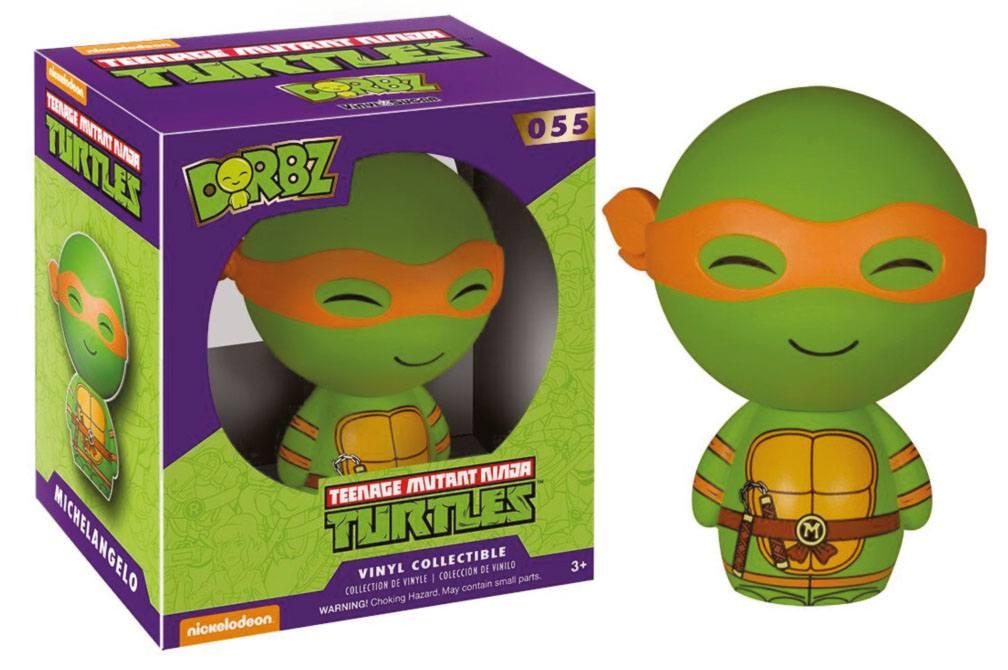 Teenage Mutant Ninja Turtles Vinyl Sugar Dorbz Vinyl Figure Michelangelo 8 cm