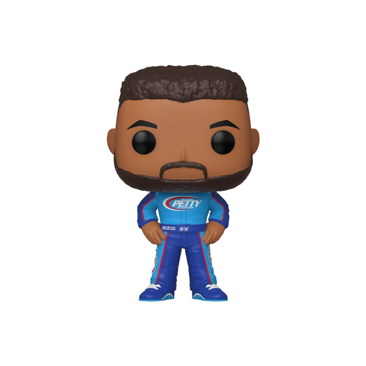 NASCAR POP! Sports Vinyl Figure Bubba Wallace 9 cm