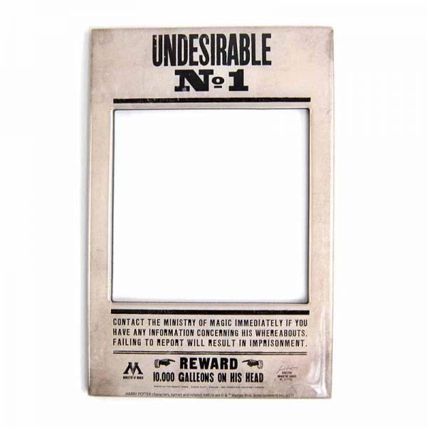 Harry Potter Fridge Photo Frame Magnet Undesirable No. 1 Case (6)