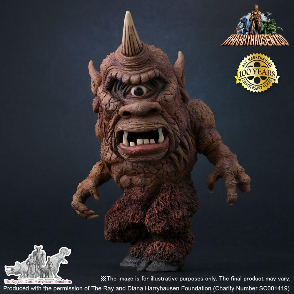 The 7th Voyage of Sinbad Defo-Real Series Statue Cyclops 15 cm