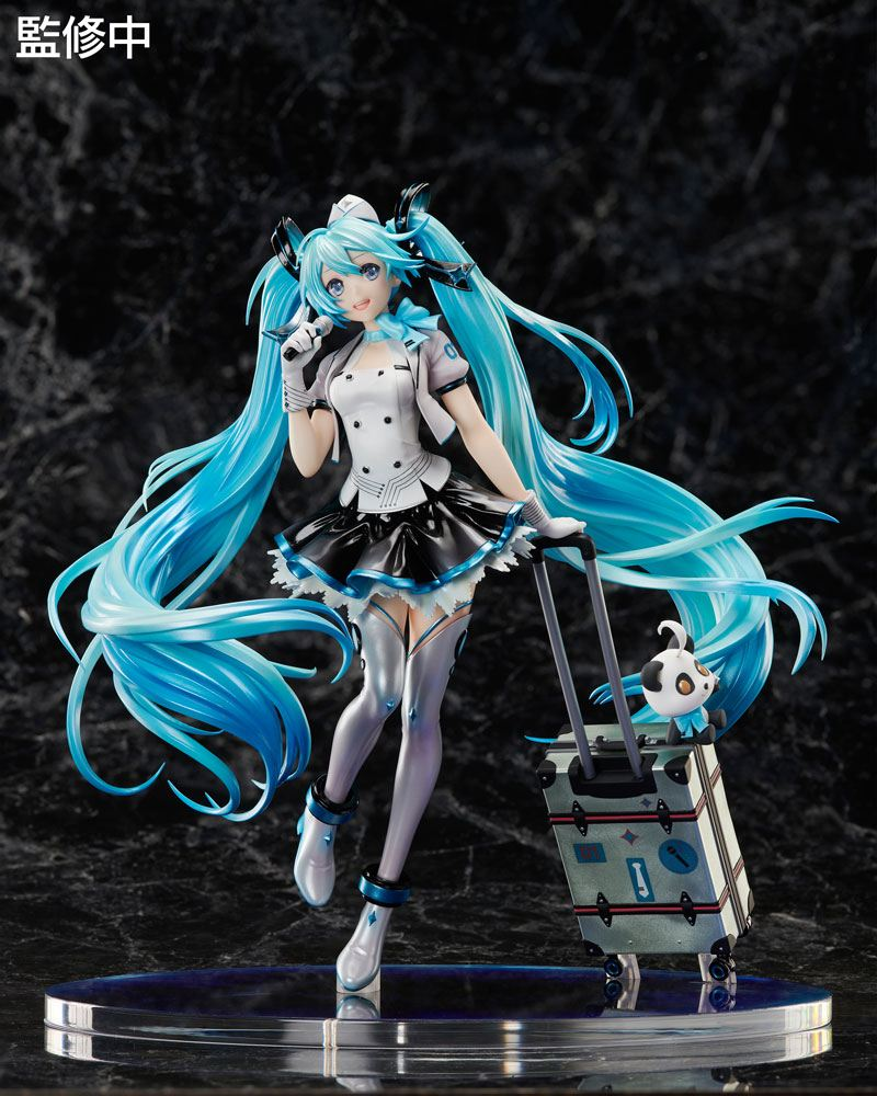 Vocaloid PVC Statue 1/7 Miku Hatsune -Miku With You- 2018 Ver. 23 cm