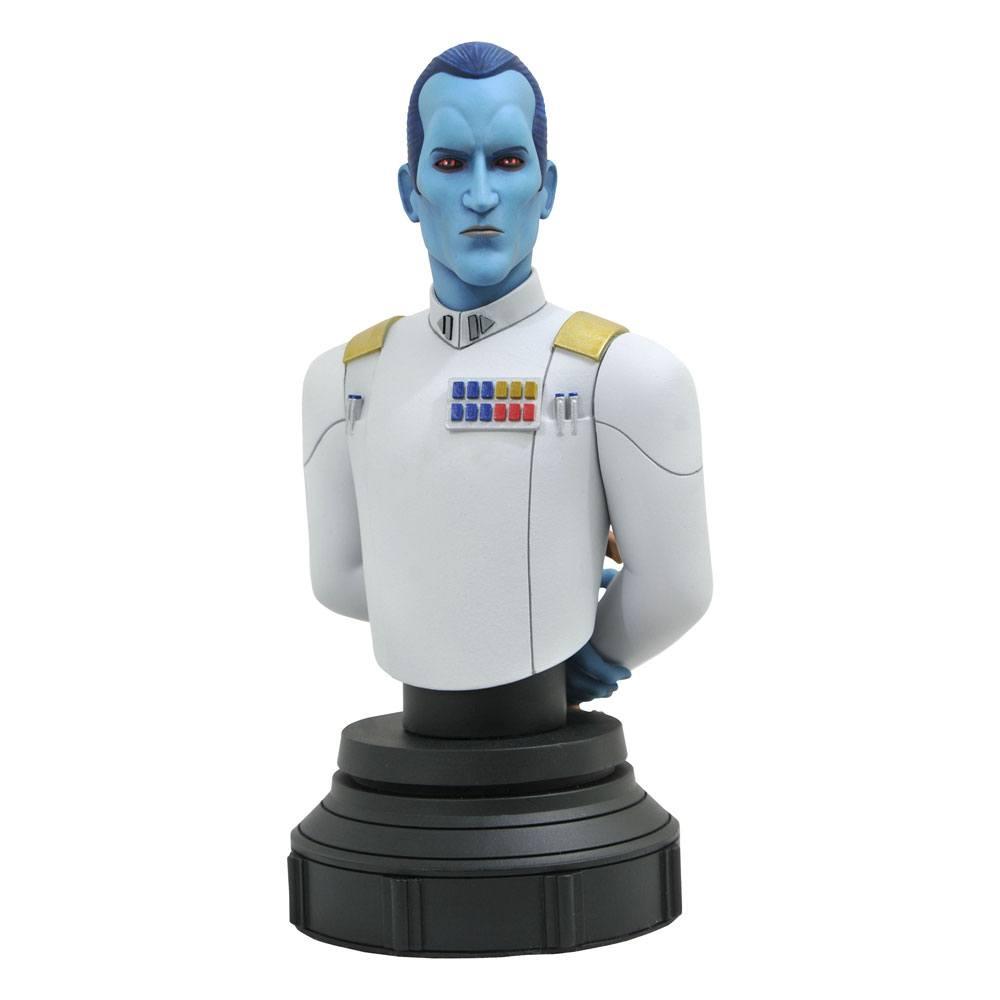 Star Wars Rebels Bust 1/7 Grand Admiral Thrawn 15 cm