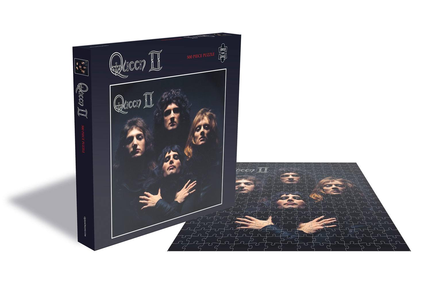 Queen Puzzle Queen II