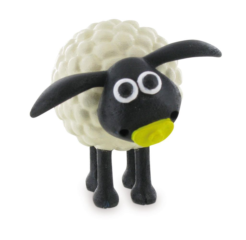 Shaun the Sheep Mini Figure Timmy 5,5 cm