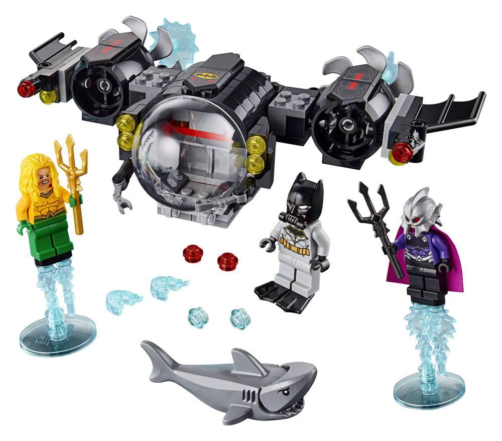 LEGO® DC Super Heroes - Batman™ Batsub and the Underwater Clash