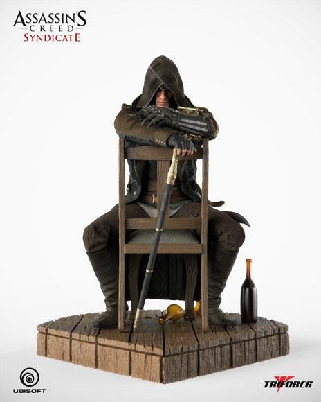 Assassin´s Creed Syndicate Premier Scale Statue Jacob Frye 42 cm