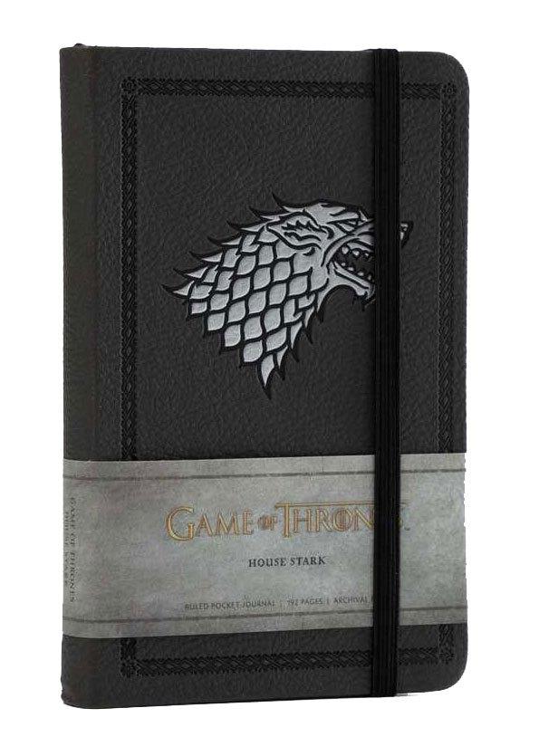 Game of Thrones Pocket Journal House Stark