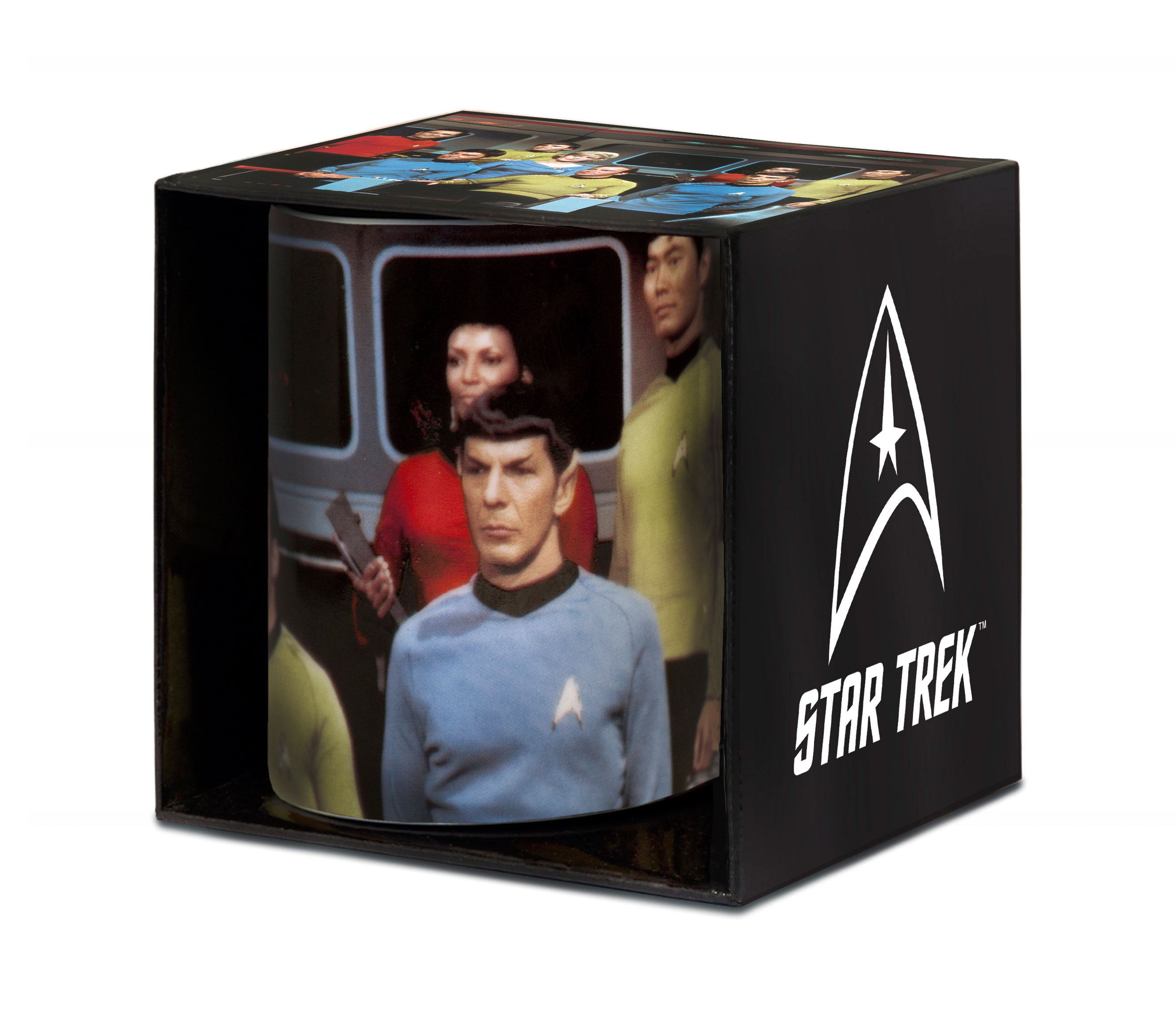 Star Trek Mug USS Crew