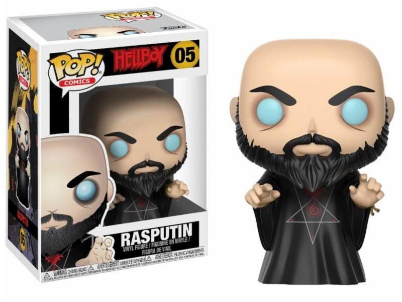 Hellboy POP! Movies Vinyl Figure Rasputin 9 cm