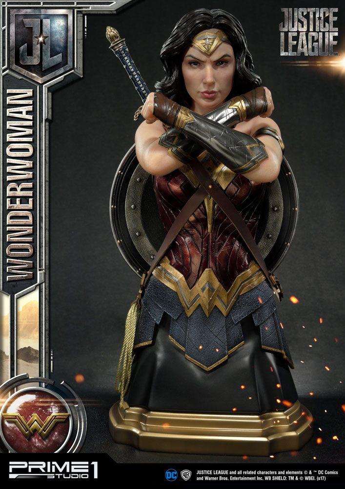 Justice League Bust Wonder Woman 44 cm