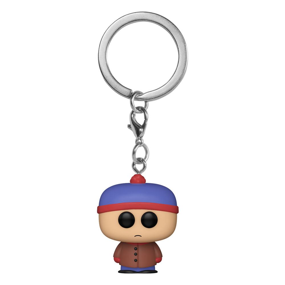 South Park Pocket POP! Vinyl Keychains 4 cm Stan Display (12)