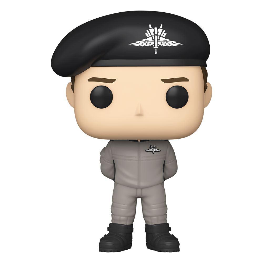 Starship Troopers POP! Movies Vinyl Figure Rico In Jumpsuit 9 cm