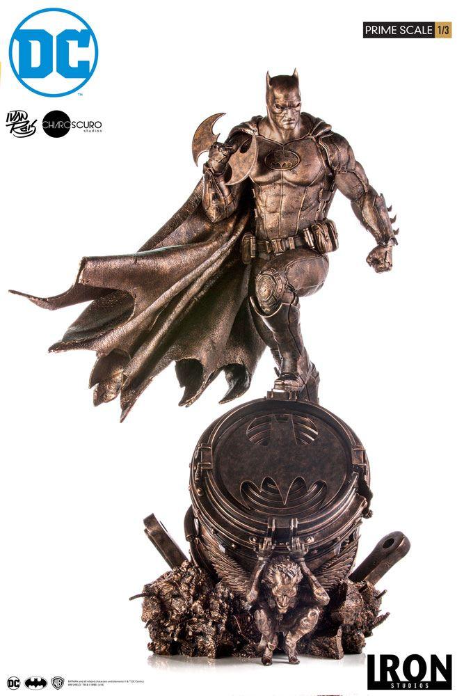 DC Comics Prime Scale Statue 1/3 Batman Bronze Edition 89 cm