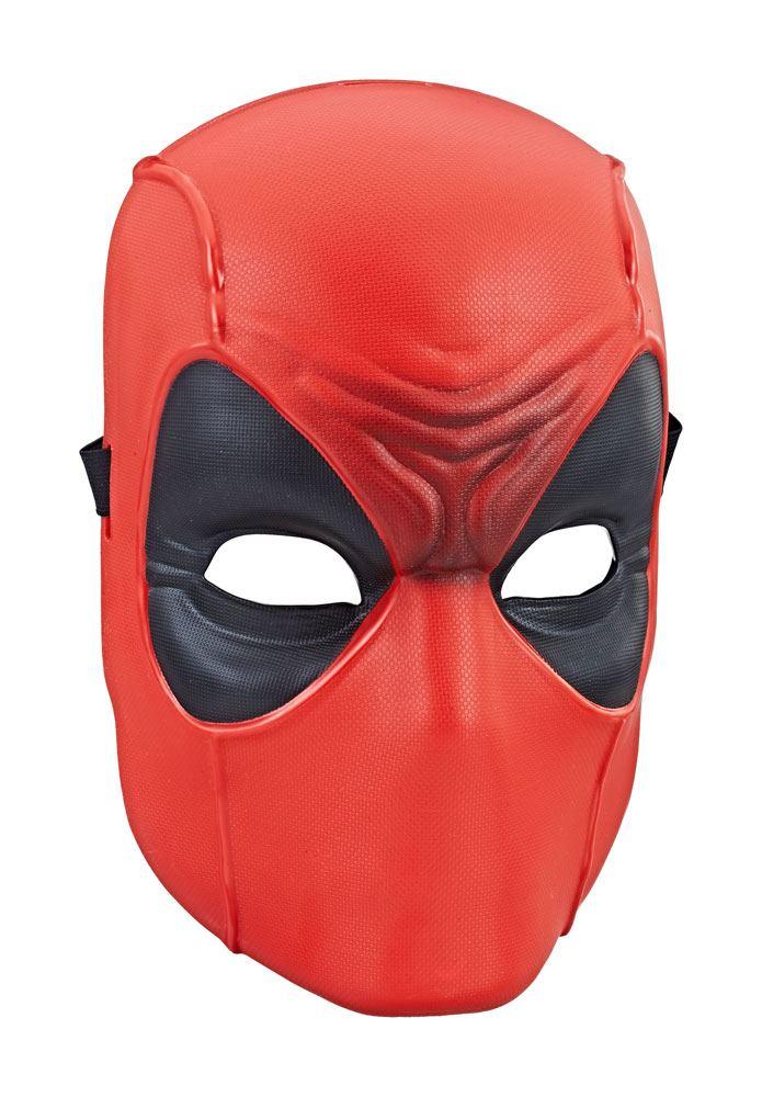Deadpool Basic Mask