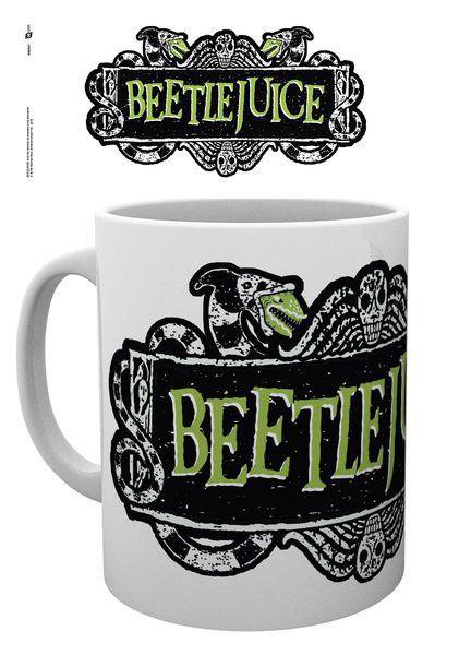 Beetlejuice Mug Logo