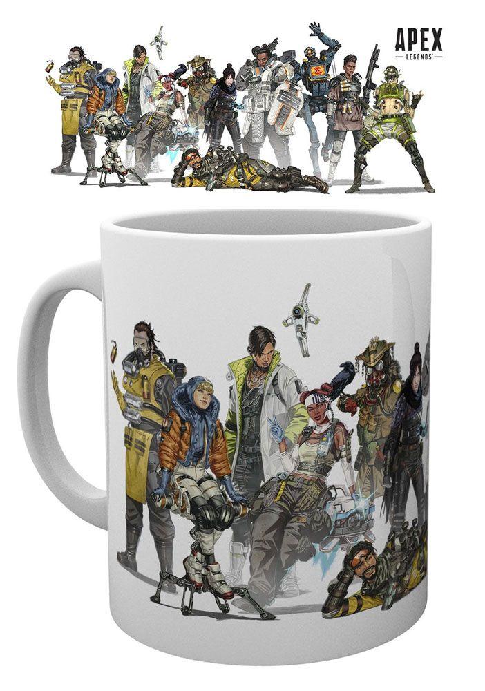 Apex Legends Mug Group