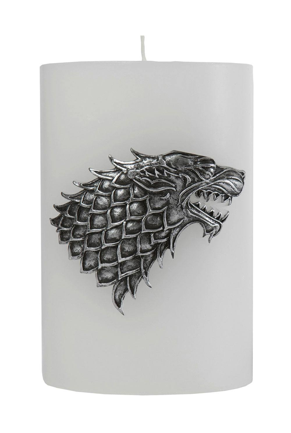 Game of Thrones XL Candle Stark 15 x 10 cm