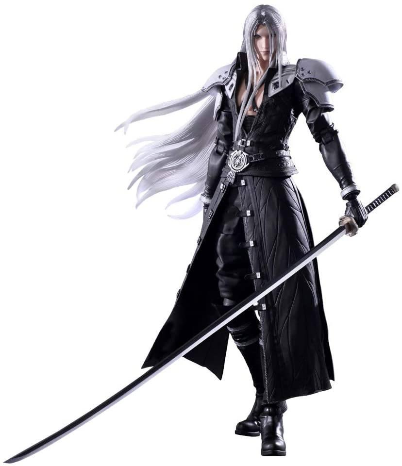 Final Fantasy VII Remake Play Arts Kai Action Figure Sephiroth 28 cm