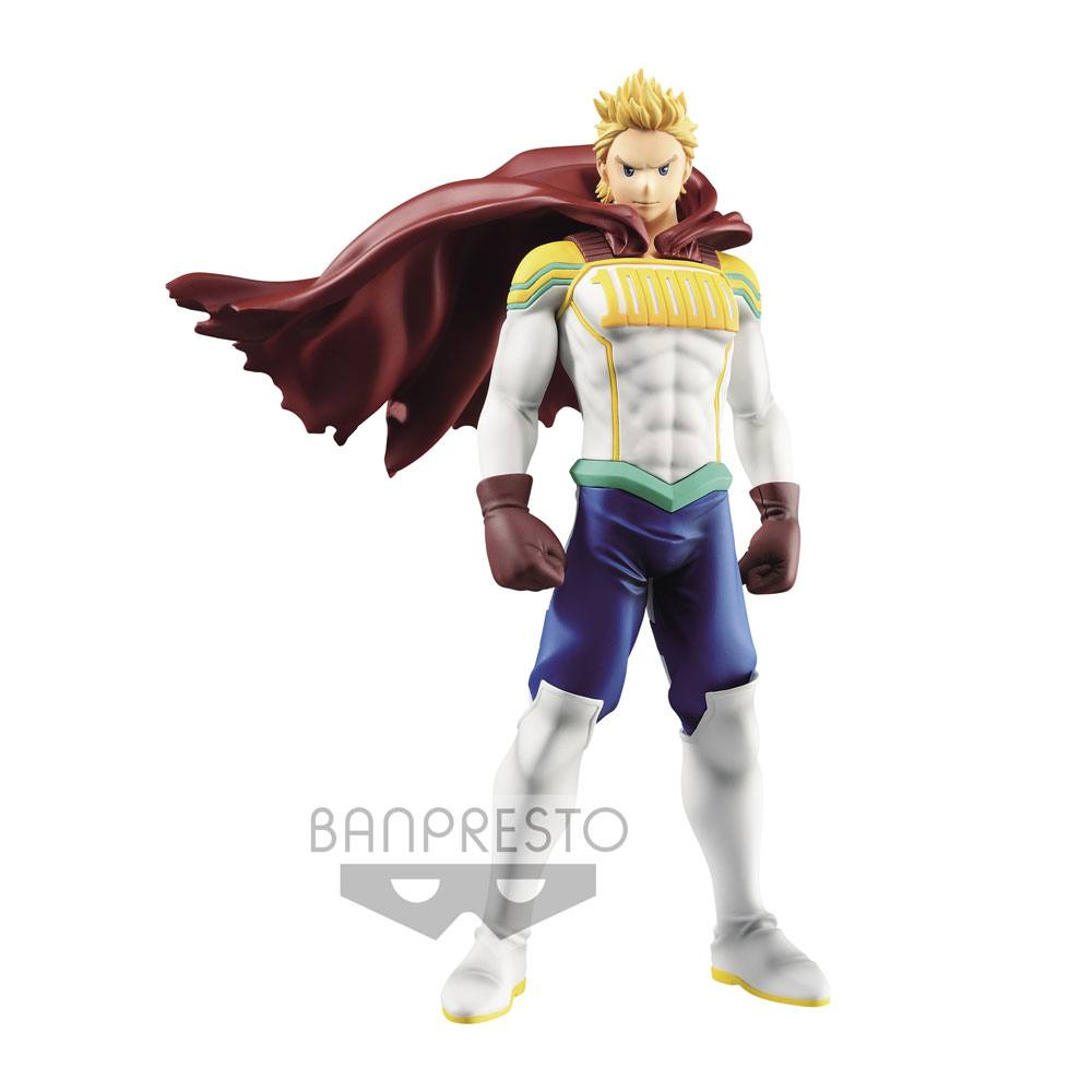 My Hero Academia Age of Heroes PVC Statue Lemillion 18 cm