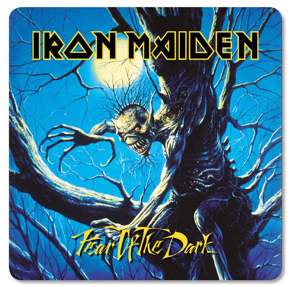 Iron Maiden Coaster Pack Fear of the Dark (6)