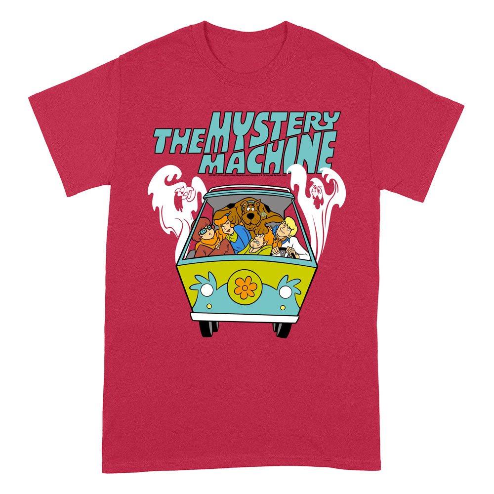 Scooby-Doo T-Shirt Scooby Doo Mystery Machine Size L