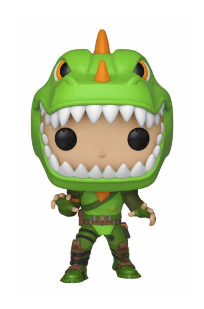 Fortnite POP! Games Vinyl Figure Rex 9 cm